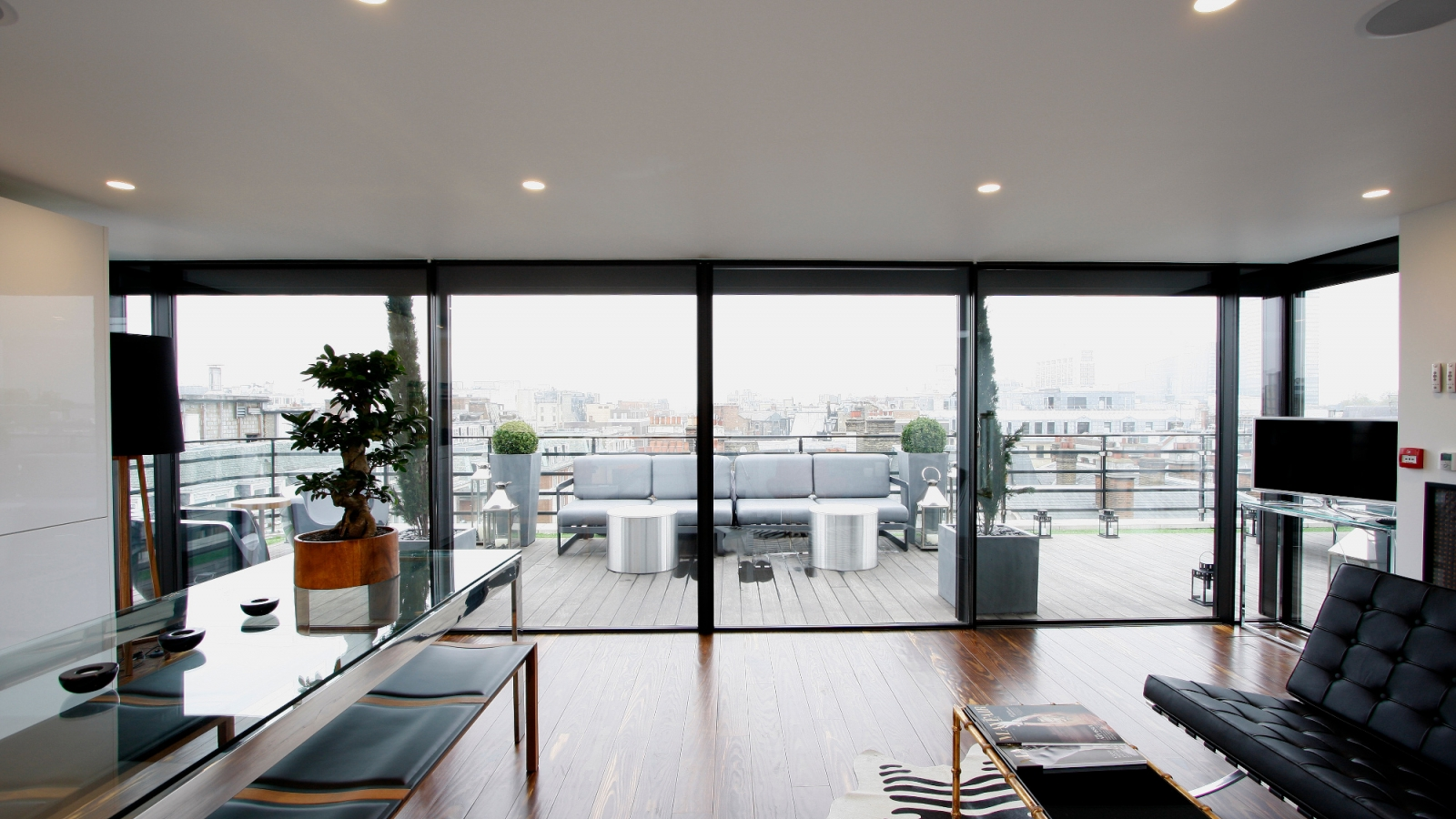 Perfect Expanding Living Spaces With Rooftop Extensions