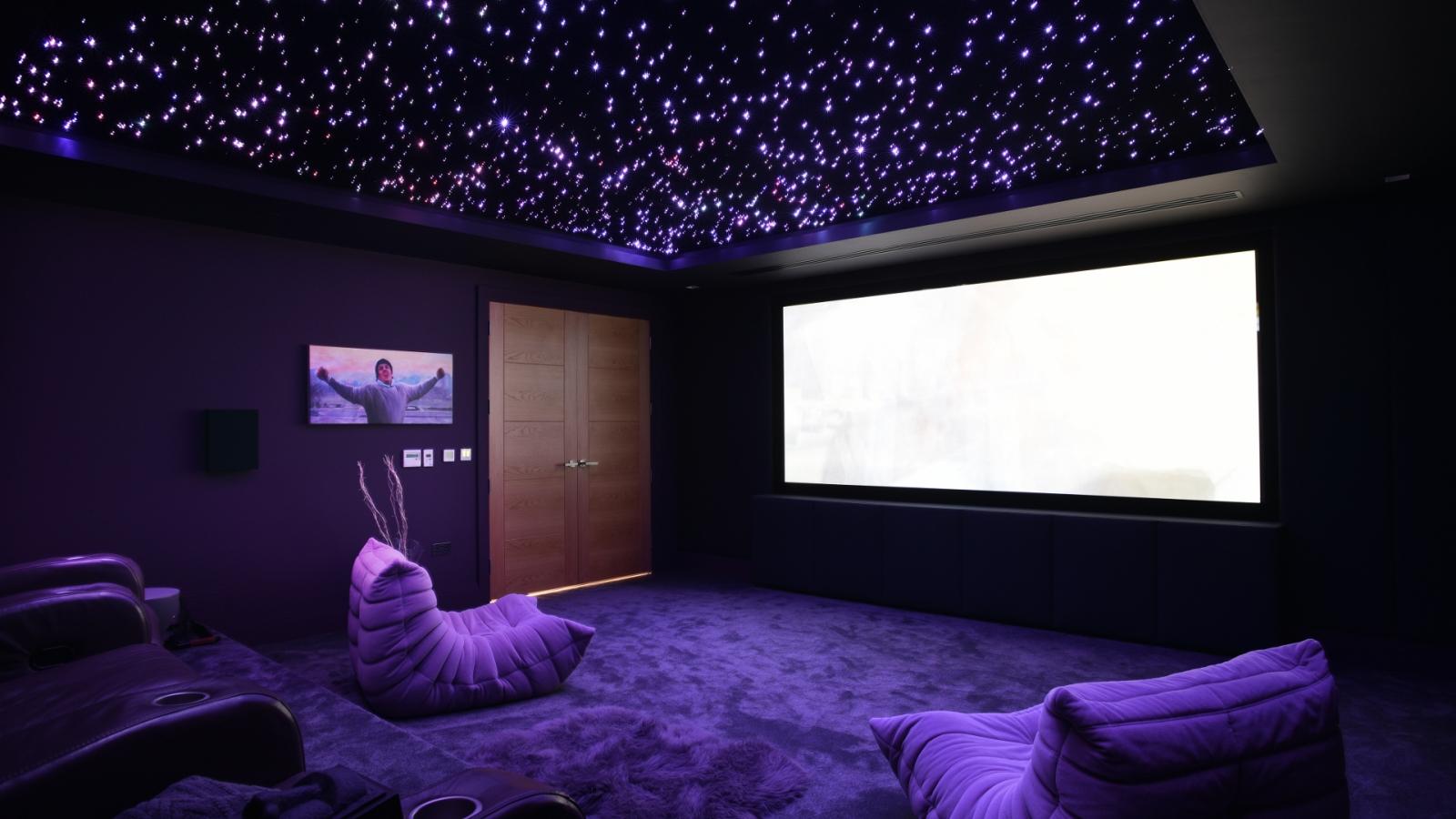 New Home Cinema Showroom | 19th February 2018 | News + Events | Sky House  Design Centre