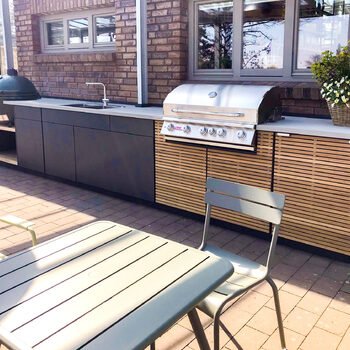 Cubic Outdoor Kitchens