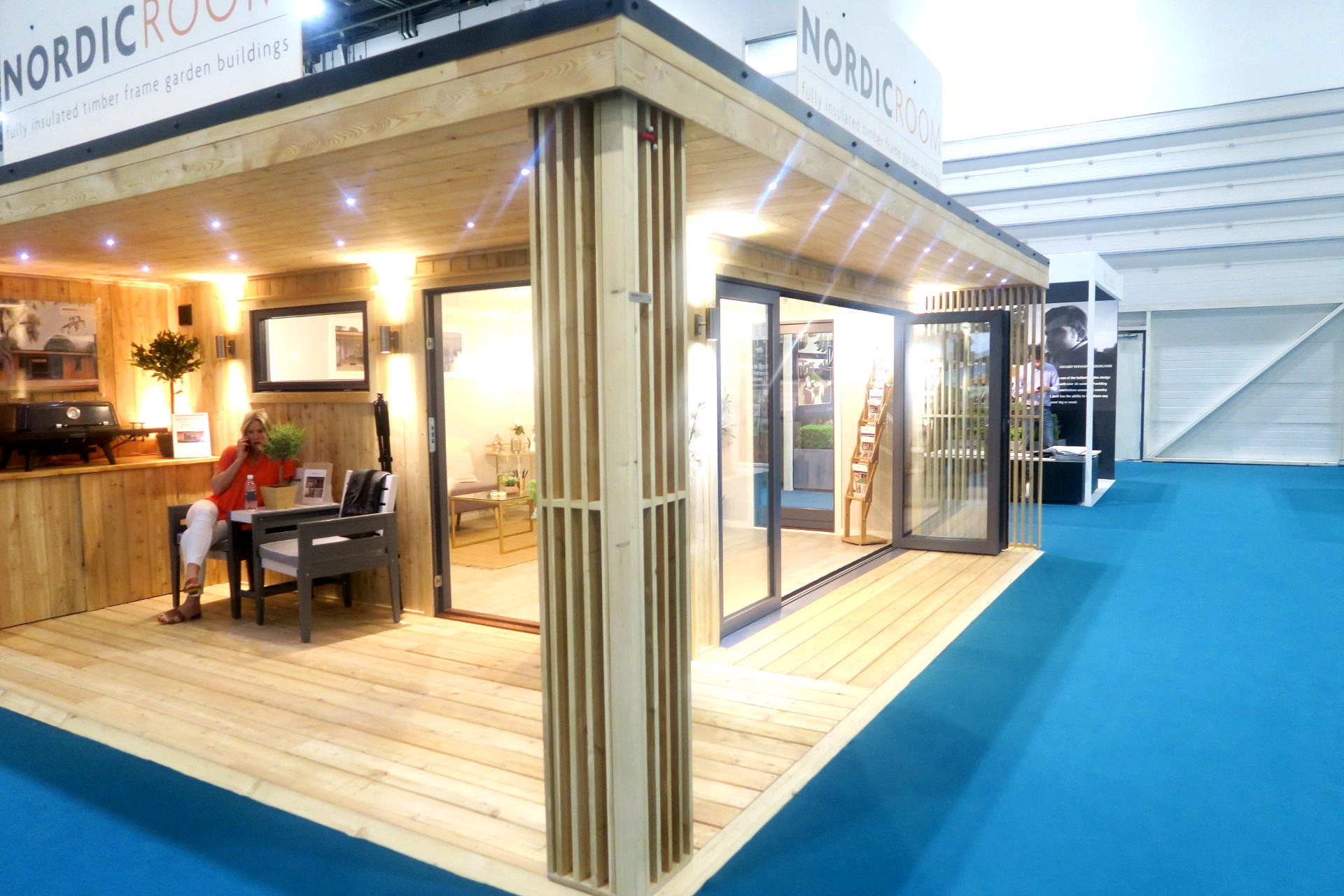 Timber - Grand Designs Live