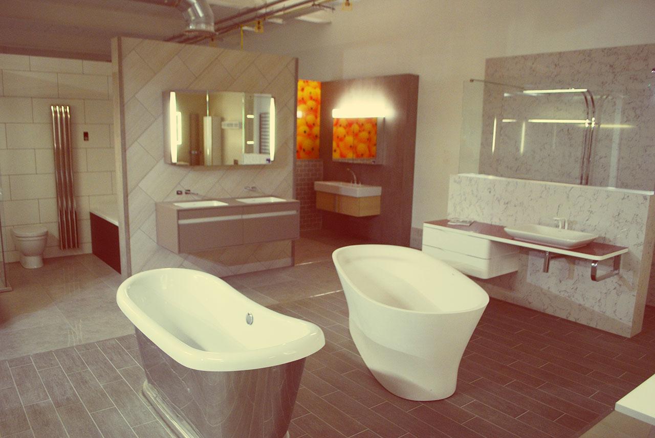 Visit our new bathroom showroom in amersham 13th for Bathroom design visit
